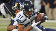 Seahawks hold ground in 14-9 win over Rams