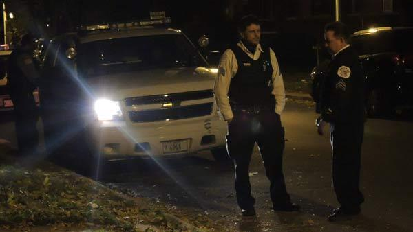 A man was found shot to death inside his apartment in the 5300 block of West Ad