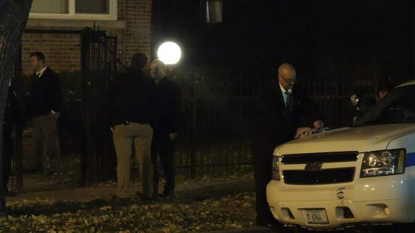 A man was found shot to death inside his Austin neighborhood apartment about 9:45 p.m. on Oct. 28.