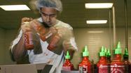 At the Irwindale Sriracha factory