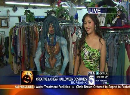 Budget Halloween Costumes- Avatar u0027Splashu0027 Superman Pocahontas Male Gladiator - Chicago Tribune  sc 1 st  Chicago Tribune & Budget Halloween Costumes- Avatar u0027Splashu0027 Superman Pocahontas ...