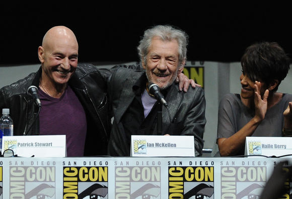 Cast of 'X-Men'