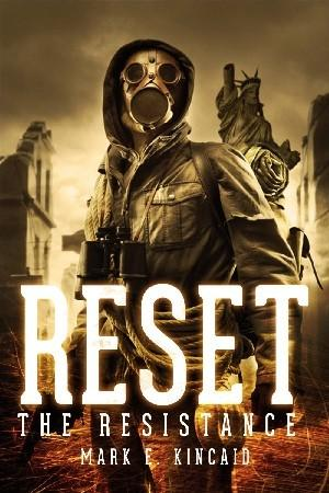 "Peninsula author Mark E. Kincaid writes about saving the future in ""Reset: The Resistance"""