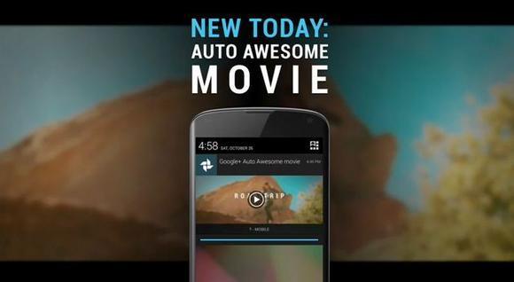 Google+ Auto Awesome Movie