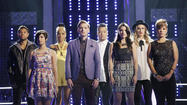 'The Voice' recap, Time for the knockouts