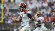 PICTURES: Virginia Tech quarterback Logan Thomas
