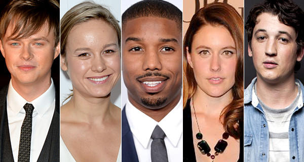Dane DeHaan, Brie Larson, Michael B. Jordan, Greta Gerwig and Miles Teller will be the panelists on the Times' fourth annual Young Hollywood panel at AFI Fest in November.