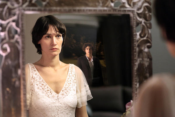 """Clotilde Hesme and Pierre Perrier in the Sundance Channel series """"The Returned."""""""