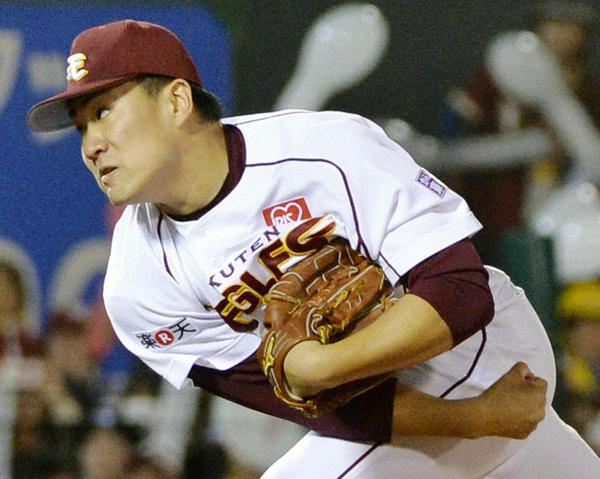 Pitcher Masahiro Tanaka has gone 24-0 with a 1.27 earned-run average during the regular season for the Tohoku Rakuten Golden Eagles in the Japanese Pacific League.