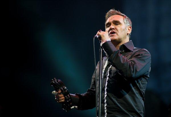 The long-awaited autobiography by former Smiths frontman Morrissey is due to be released in the U.S. in December.