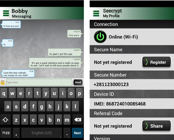 South African encrypted messaging app Seecrypt will get a flurry of new features and arrive on more platforms before the end of the year.