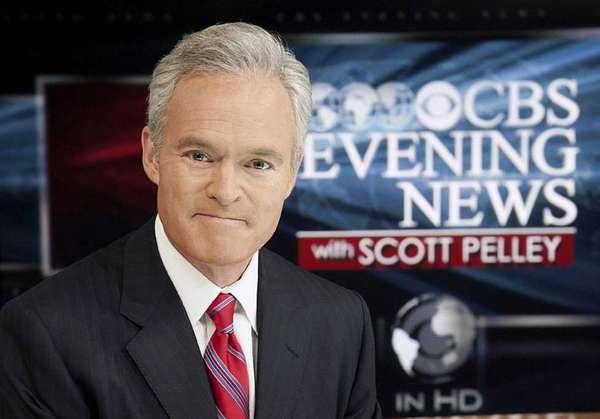 CBS News anchor Scott Pelley may be going digital.