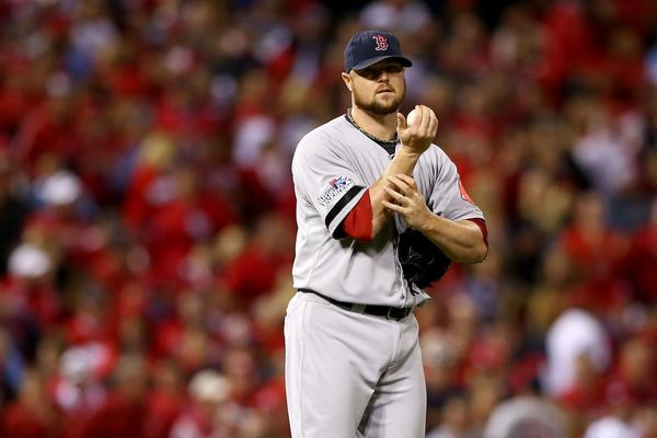 Jon Lester says he'll be available out of the bullpen for the Red Sox.