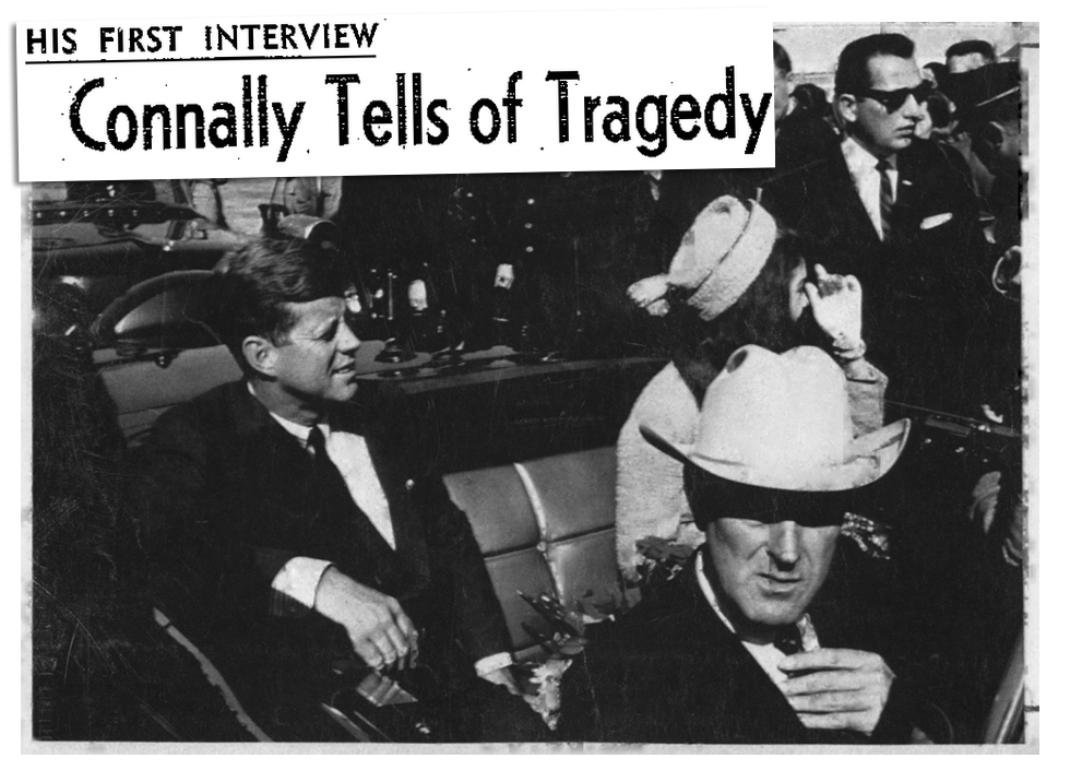 Who do you think killed president john f. kennedy?