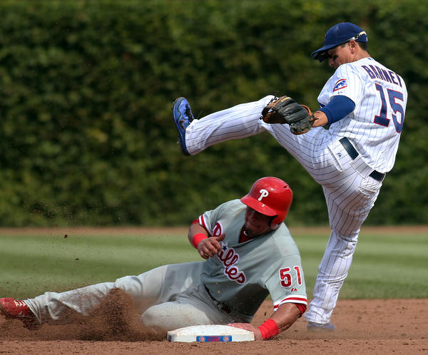Cubs second baseman Darwin Barney didn't get the nod in the Gold Glove announcements.