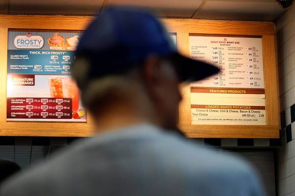 In January, Wendy's 99-cent bargain menu transformed into Right Price Right Size and includes items costing as much as $2. McDonald's and other chains are also ditching the traditional dollar deal.