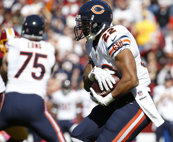 Bears running back Matt Forte may be headed for a bigger role in the offense.