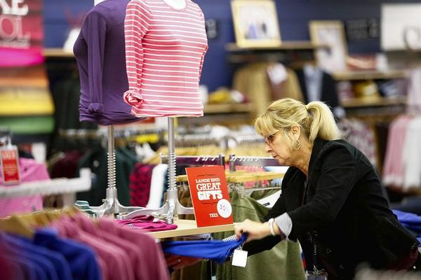 Sears acquired Lands' End for $1.9 billion in 2002, but now the company is considering whether to spin it off.