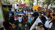 Photos: Immigration reform rally in Orlando