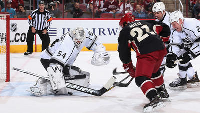 Kings Can't Keep Up With Coyotes