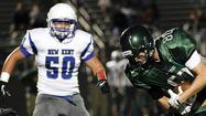 New Kent linebacker dies