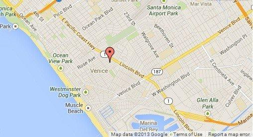 A shooting in Venice on Tuesday night left a father and son with non-life threatening injuries.