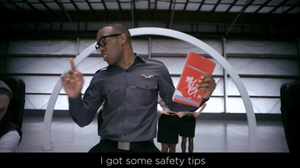 Virgin America launches 'safety dance' video, while Delta goes for holiday humor