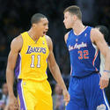 Wesley Johnson, Blake Griffin