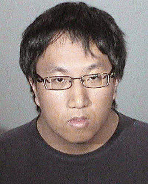 Jordan Liu was sentenced to serve 10 years in state prison after pleading no contest to molesting two boys in Glendale.