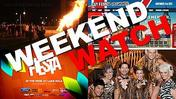 Weekend Watch: Fall Fiesta, Guy Fawkes Day, Neanderthal Ball