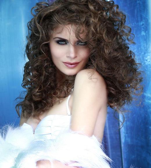 Miss Universe 2013: High Fashion Swimwear: Roxana Andrei, Miss Romania