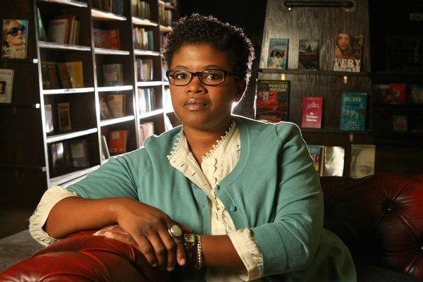 "Attica Locke is the winner of the 2013 Ernest J. Gaines Award for her novel ""The Cutting Season."""
