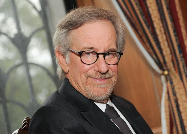 "Steven Spielberg teamed with Doris Kearns Goodwin once before on the filmmaker's ""Lincoln."""