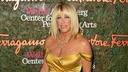 Suzanne Somers should disavow her lame argument against Obamacare