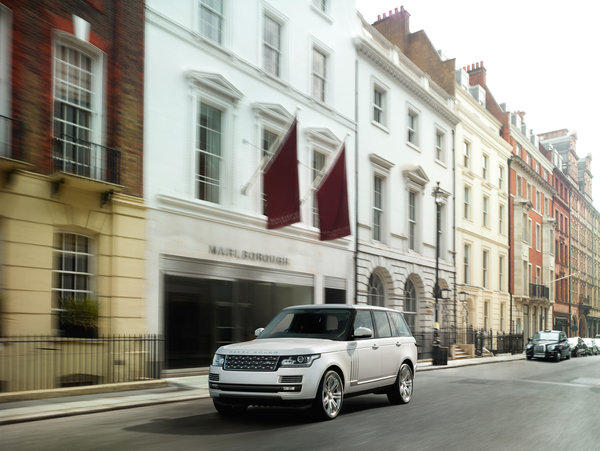 Land Rover will bring only 100 copies of the 2014 Range Rover Autobiography Black to the U.S. Pricing hasn't been announced, but it's expected to be more than $170,000.