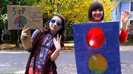 Trick or treat for science: Kids become test subjects