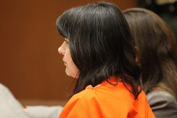 Stephanie Lazarus in court in 2012.