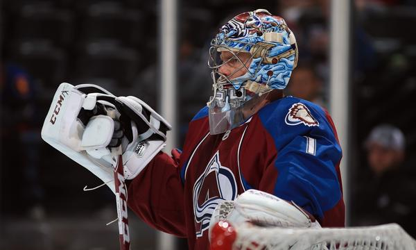 Colorado Avalanche goalie Semyon Varlamov has played a key role in the team's impressive start to the season.