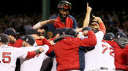 Red Sox finish off Cardinals in World Series