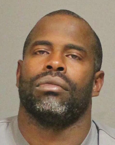 James Walker was charged with illegally discharging a firearm and trying to steal two cars, police said.