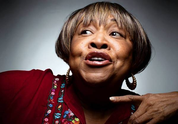 Mavis Staples perfoms Nov. 7 At Calvin Theatre In Northampton.