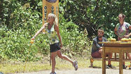 'Survivor: Blood vs. Water' recap, 'Swoop in for the Kill'