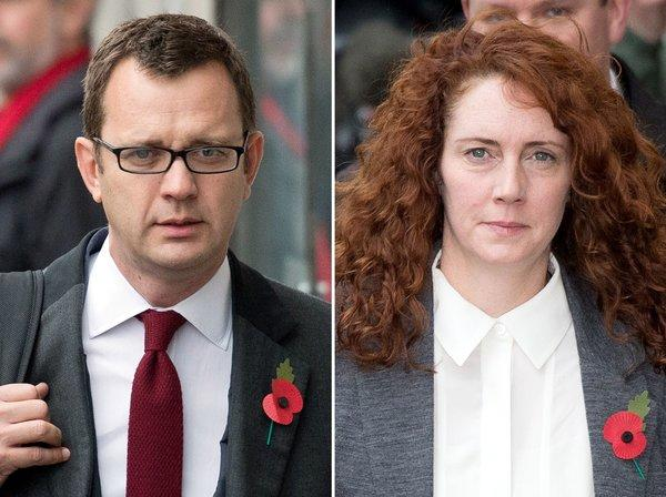 Media defendants in Britain had affair, prosecution says
