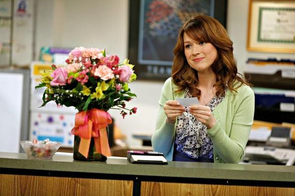 "Former ""The Office"" star Ellie Kemper will headline a new Tina Fey-Robert Carlock sitcom on NBC."