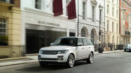 Range Rover heads to more exclusive -- and expensive -- territory