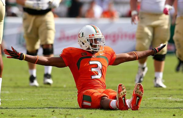 It's true: The Miami-Florida State rivalry appears to be back to form.
