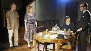 Contrasts are sharp in 'Clybourne Park'; 'Sovereign Statement' at Neo