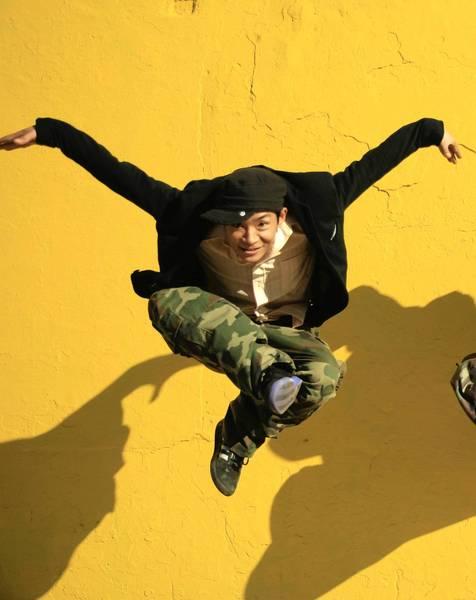 "Performance artist Kenichi Ebina, Season 8 winner of ""America's Got Talent."""