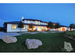 Pete Sampras sells Lake Sherwood estate