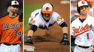 Orioles' free agents and chances they'll be back in 2014